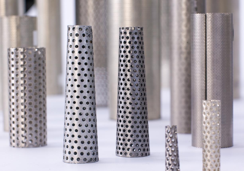 Metal Filteration