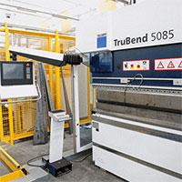 CNC Metal Sheet Forming